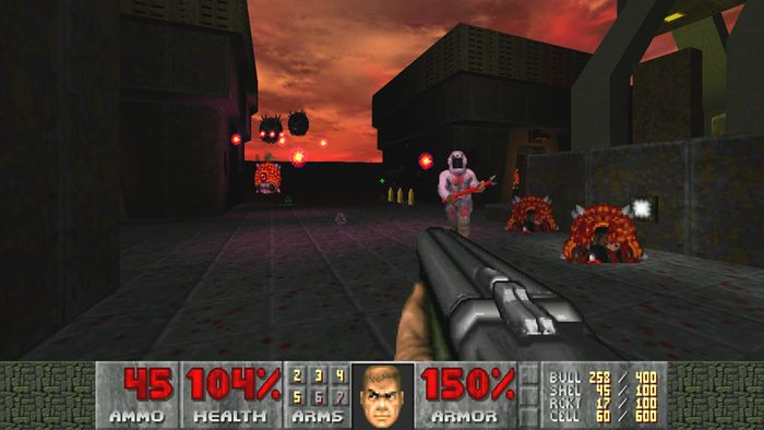A Subjective Look At Doom Source Ports Newyork City Voices