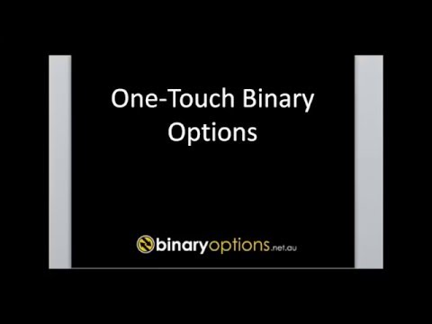 No touch binary options strategy