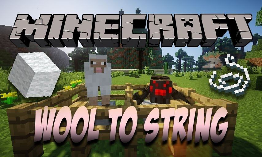 how to get string in minecraft without killing spiders-1