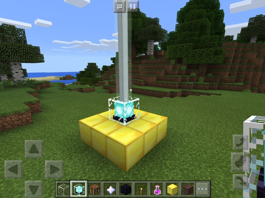 How To Use And Craft Beacons In Minecraft Pe Newyork City Voices