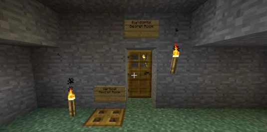 how to make a secret room in minecraft-1