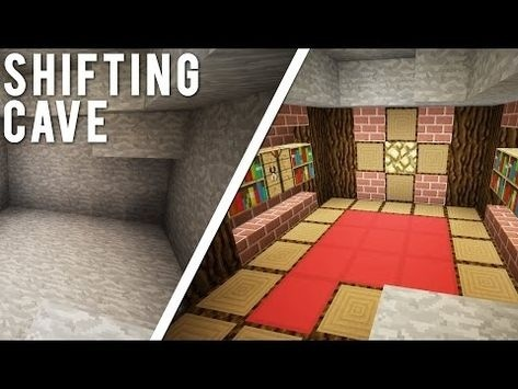 how to make a secret room in minecraft-2