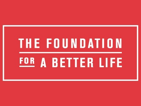 who is the foundation for a better life-2