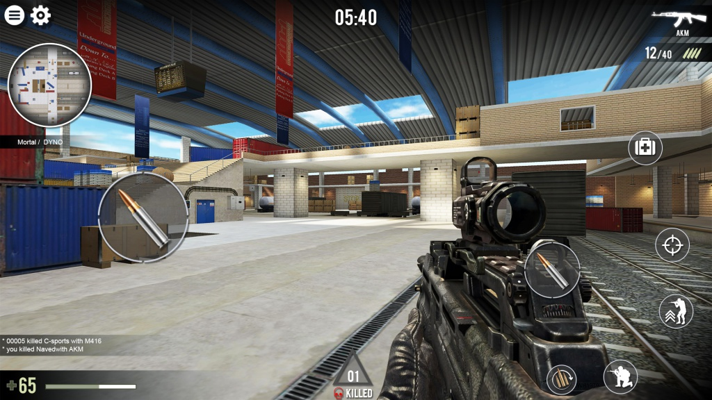 multiplayer games shooting games-0