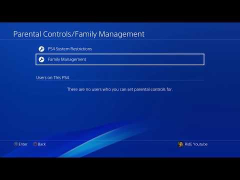 how to remove account from ps4-6