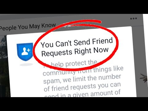 why can't i friend request someone on facebook-0